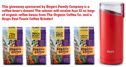 I LOVE Coffee Giveaway | Sweepstakes & Deals | Scoop.it