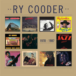 Chronique CD: Ry Cooder - Box 11 CD 1970-1987 | Slide guitars | Scoop.it