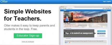 Otter, para que profesores distribuyan y recojan deberes de los estudiantes | Aprendiendo sobre e-learning | Scoop.it