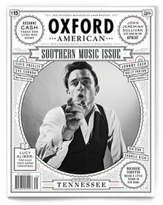 VIDEO: Dom Flemons plays Gus Cannon :: Oxford American - The Southern Magazine of Good Writing | Irish & Old-Time Music | Scoop.it
