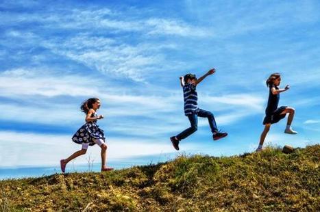 Unstructured Free Play Important for Kids | MomsTeam | HPS202 Deakin University | Scoop.it