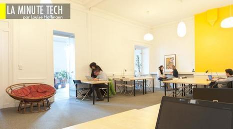 Je coworke, nous coworkons | La Cantine Toulouse | Scoop.it