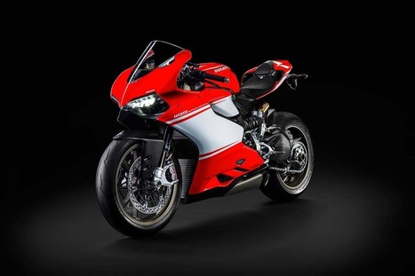 New leaked photos with Superleggera | Ducati news | Scoop.it