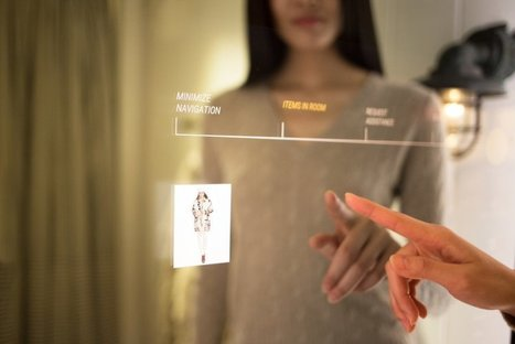 Oak Labs & Ralph Lauren are Testing an Interactive Fitting Room with a Smart Mirror | Fashion Technology Designers & Startups | Scoop.it