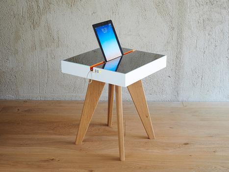 Studio natural brings lucio energy point into living spaces - designboom | Le flux d'Infogreen.lu | Scoop.it
