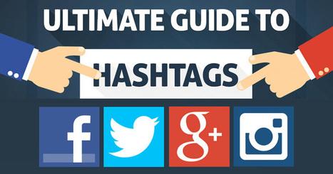 Here's How to Use Hashtags on Twitter, Facebook, Instagram AND Google+ | Redaccion de contenidos, artículos seleccionados por Eva Sanagustin | Scoop.it