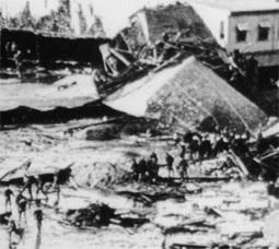 Boston's Great Molasses Flood of 1919 | EM 351 Understanding Terrorism | Scoop.it