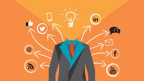 Guide juridique : les réseaux sociaux et les entreprises | SIVVA | Scoop.it