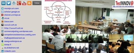 La eficacia de docente en la formación inicial y continua de los docentes | Post TFM | Scoop.it
