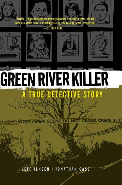 Writer Illustrates Father's Sleuthing in Green River Killer   Transmedia: Storytelling for the Digital Age   Scoop.it