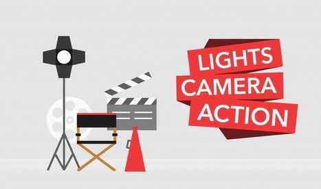 Training Videos: Lights, Camera, Action... Let's Review! - eLearning Industry | Video: Enterprise & Education | Scoop.it