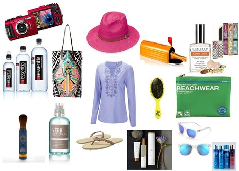 Beach Bag Essentials for Miami Swim Week! | BettyConfidential | Destination Brands Media Placements | Scoop.it