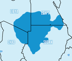 Libya in agreement with Egypt, Chad and Sudan on sharing underground water | Geographyandworldcultures | Scoop.it