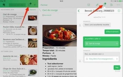Evernote dévoile Work Chat, la messagerie instantanée professionnelle | veille et CDI | Scoop.it