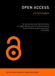 """Open Access"" By Peter Suber 