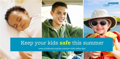 Ten Summer Child Safety Tips | Things and Stuff | Scoop.it