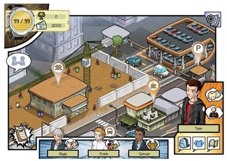 Backstage Game : le serious game récompensé pour le développement de l'esprit entrepreneurial des jeunes | Jeux sérieux à l'IUT | Scoop.it