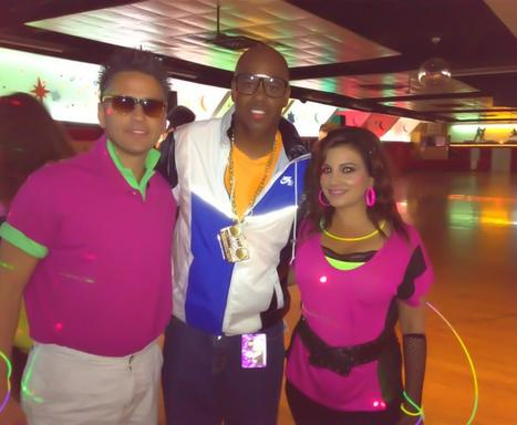 TONY POTTS: Great Weekend, 80s Party With Kevin Frazier, Billboard Awards and More | TonyPotts | Scoop.it