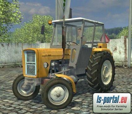 Ursus c360 3p yellow - LS2013 Mod   Mod for Farming Simulator ...   Machinery   Scoop.it