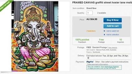 Insights – Copyright and Moral Rights Of Australian Street Art & Graffiti | INVURT - Australia - NZ - SE Asia - Melbourne - Graffiti - Street Art - Underground Art | girls who art & graffiti | Scoop.it