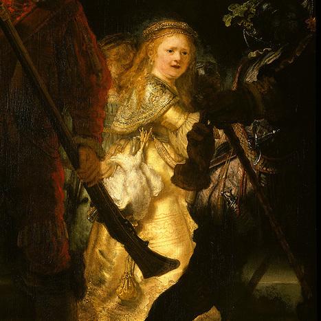 rembrandt+ronda+nocturna+07.jpg (imagen JPEG, 720 × 720 píxeles) | English Project - The Night Watch | Scoop.it