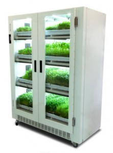 Want the Kitchen Nano Garden? Check out the Urban Cultivator | Vertical Farm - Food Factory | Scoop.it