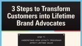 3 Steps to Transform Customers into Lifetime Brand Advocates [INFOGRAPHIC] | Social Media Today | Integrated Brand Communications | Scoop.it
