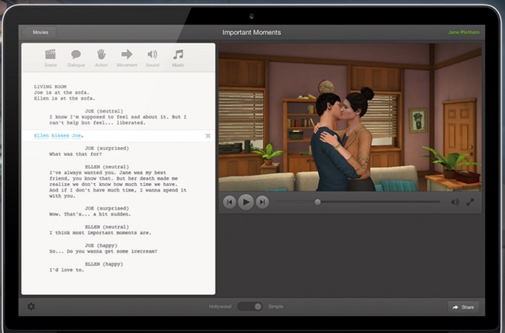 Plotagon - Movie-making for everyone | Nerdy Needs | Scoop.it