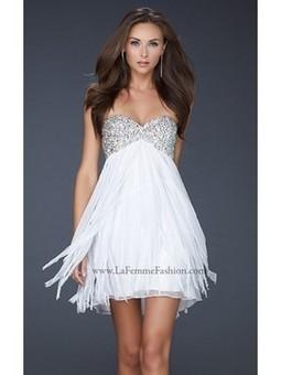 La Femme 17492 cocktail dress | fashion girl | Scoop.it