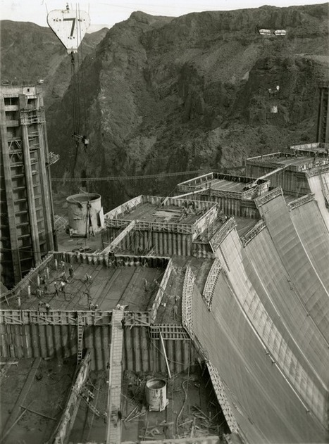 Our Presidents • Construction of the Hoover Dam Herbert Hoover... | Southmoore AP United States History | Scoop.it