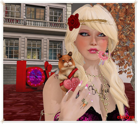 Freebies and cheapies in SL: Our funny valentine ....Notre saint-valentin agréable ♥ | Freebies and cheapies in second life. | Scoop.it