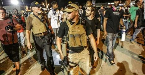 Oath Keepers to Arm 50 Black Protesters in Ferguson with AR- 15's | Community Village Daily | Scoop.it