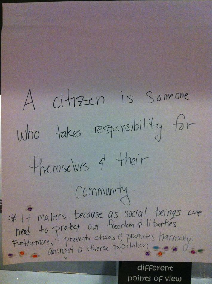Defining Digital Citizenship | Collaborationweb | Scoop.it