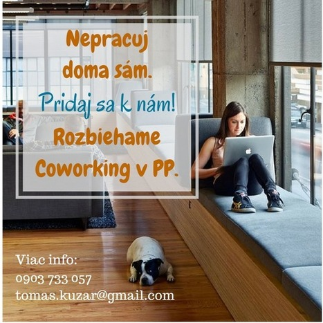 V Poprade vzniká nová iniciatíva pre prácu, vzdelávanie a spoločné stretnuia | Správy Výveska | Scoop.it