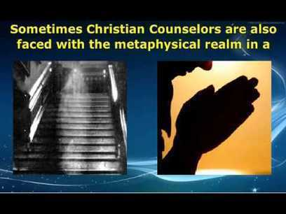 Our Spiritual Christian Counseling Program can help prepare counselors for discernment and encounters with evil spirits.