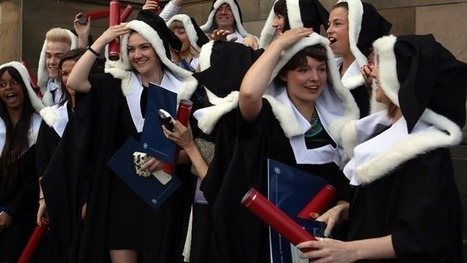 Scotland 'most highly educated country in Europe' | My Scotland | Scoop.it