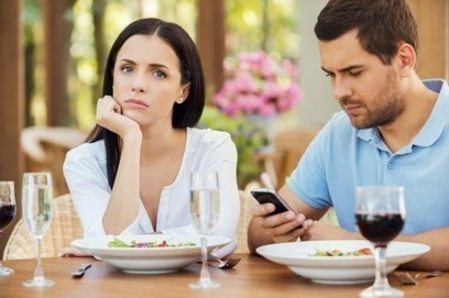 Want to improve your relationships? Take your phone off the table. - Washington Post   Cultivate. The Power of Winning Relationships   Scoop.it