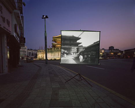 sungseok ahn projects historic present on the korean landscape | What's new in Visual Communication? | Scoop.it