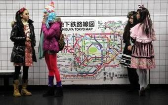 How to go from Milan to Tokyo in one second? | streetmarketing | Scoop.it