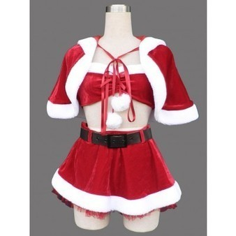 Chrisitmas culture - Christmas lady costume fifth generation | Christmas costume | Scoop.it