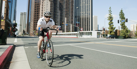 Decycling: Can LA Be A Bike City? - Huffington Post | Melbourne Cycling | Scoop.it