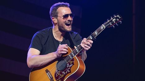 Eric Church and Hank Williams Jr. to Open CMA Awards | Country Music Today | Scoop.it