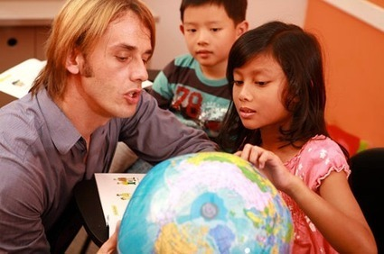 Children Learning English Affectively: Hiring English Teachers for Young Learners | Affective language learning with children | Scoop.it