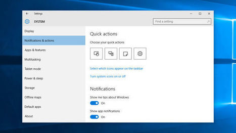 Check These 5 Settings After Installing Windows 10 | Free Tutorials in EN, FR, DE | Scoop.it