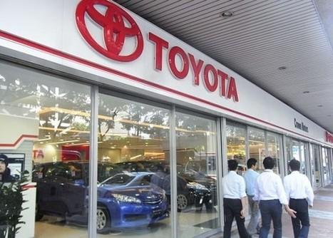 Toyota : l'usine d'Onnaing s'équipe d'une chaudière biomasse | Salon Bois Energie du 12 au 22 mars 2015 à Nantes | Scoop.it