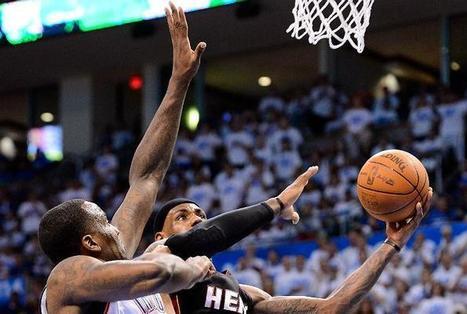 Em duelo eletrizante, Heat bate Thunder e empata final em 1 a 1 | esportes | Scoop.it