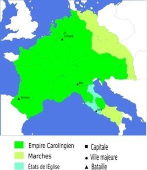 #challengeAZ K comme Karolus Magnus (Charlemagne) | RoBot généalogie | Scoop.it