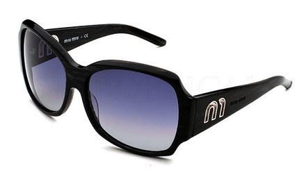 Miu Miu Sunglasses SMU14H 8AW-5D1   Online Shopping   Scoop.it