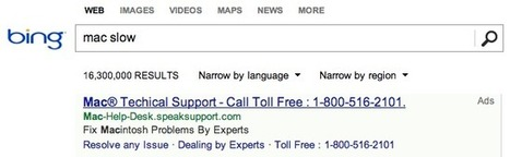 Tech Support Scams: Coming to a Mac near you   News from the Internet Underground   Scoop.it