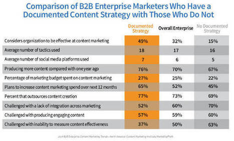 Enterprise Content Marketing Research: Where Does Success Lie in 2014? | Trends | Scoop.it